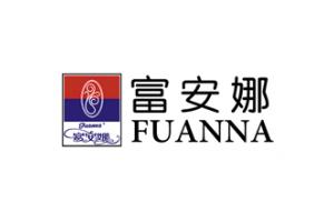 富安娜logo