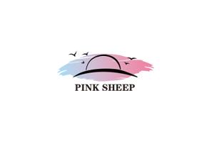 粉色绵羊(PINKSHEEP)logo