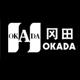 冈田logo
