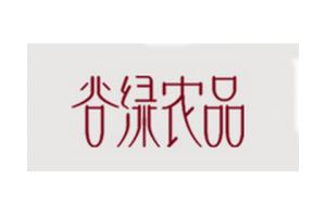 谷绿农品logo