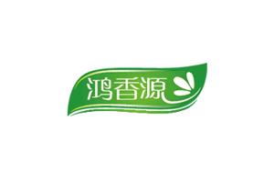 鸿香源logo