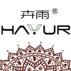 卉雨logo