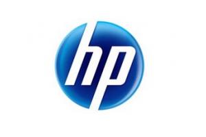 惠普logo