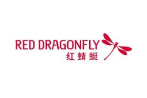 红蜻蜓(REDDRAGONFLY)logo