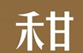 禾甘logo