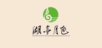湖亭月色logo
