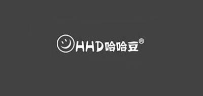 哈哈豆logo