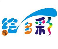 绘多彩logo