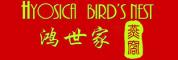 鸿世家logo