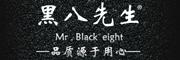 黑八先生logo