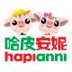 哈皮安妮logo