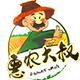 惠农大叔食品logo