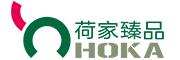荷家臻品logo