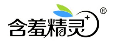 含羞精灵logo