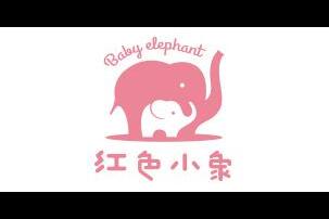 红色小象logo