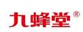 九蜂堂logo