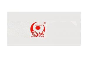 胶城logo