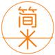 简米家居logo