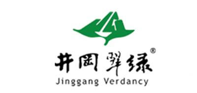 井冈翠绿logo