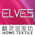 精灵羽家纺logo