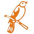金兹鸟logo