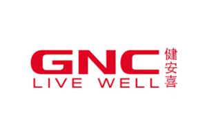 健安喜(GNC)logo