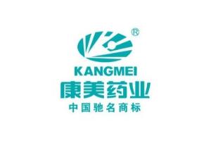 康美(KANGMEI)logo