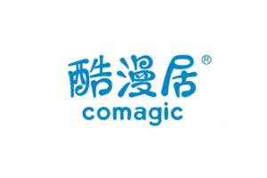 酷漫居(comagic)logo