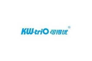 可得优(KW-triO)logo