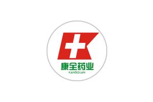 康全大药房logo
