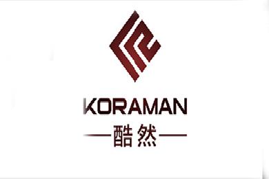 酷然logo