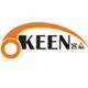 keen车品logo