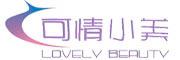 可情小美logo
