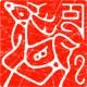 鹿印logo