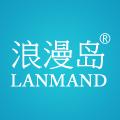 浪漫岛logo
