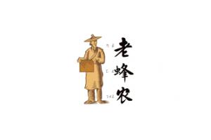 老蜂农logo