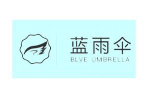 蓝雨logo