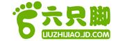 六只脚logo