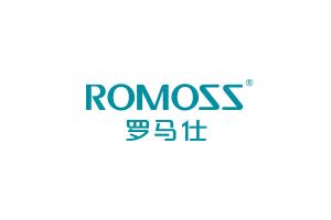 罗马仕(Romoss)logo
