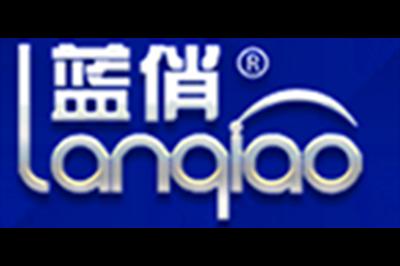 蓝俏logo
