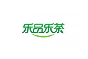 乐品乐茶logo