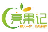 亮果记logo