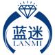 蓝迷珠宝logo
