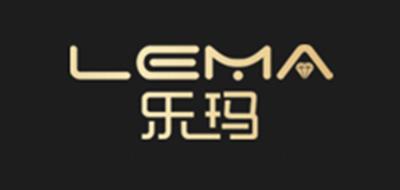 乐玛logo
