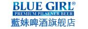 蓝妹logo