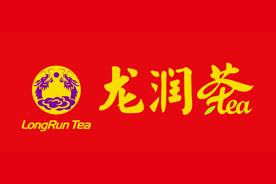龙润茶logo