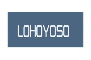 乐活悠享(LOHOYOSO)logo