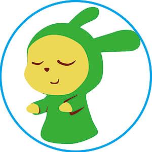 梦游兔logo