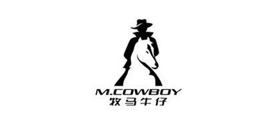 牧马牛仔logo