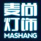 麦尚灯饰logo